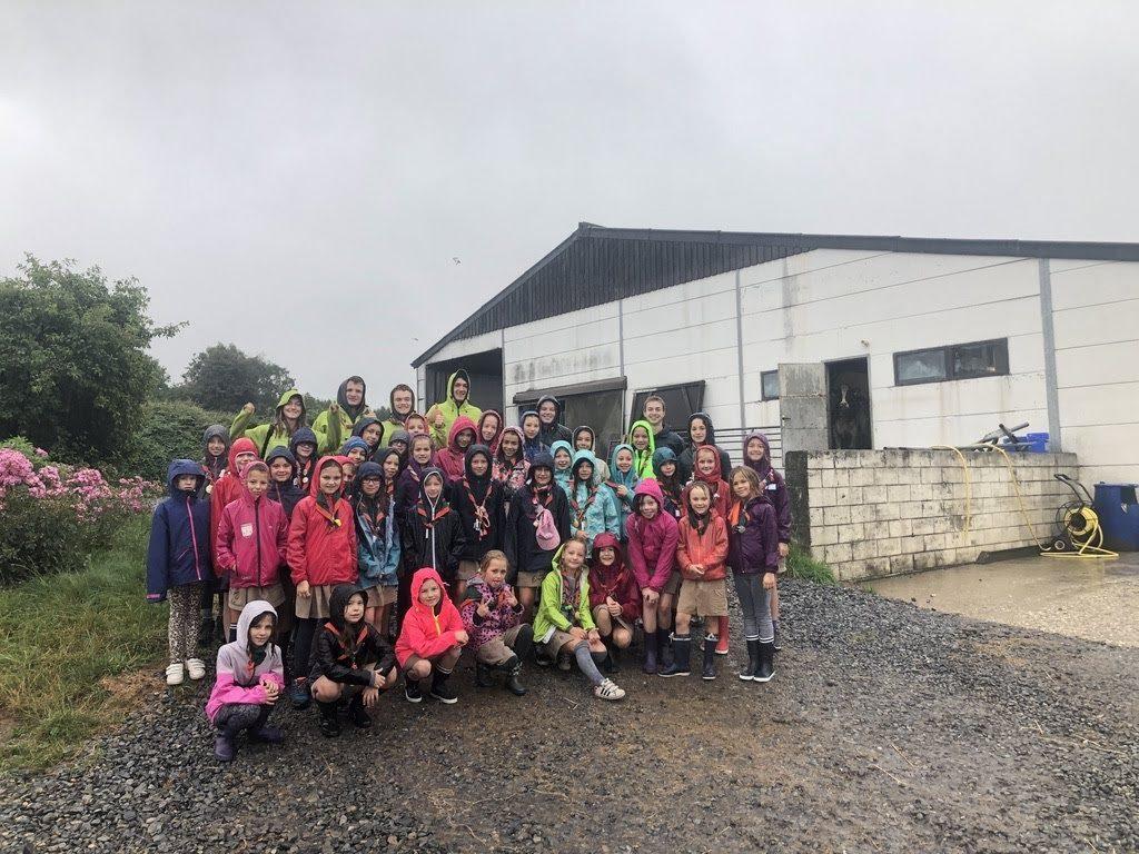 Camp Tiège 2019