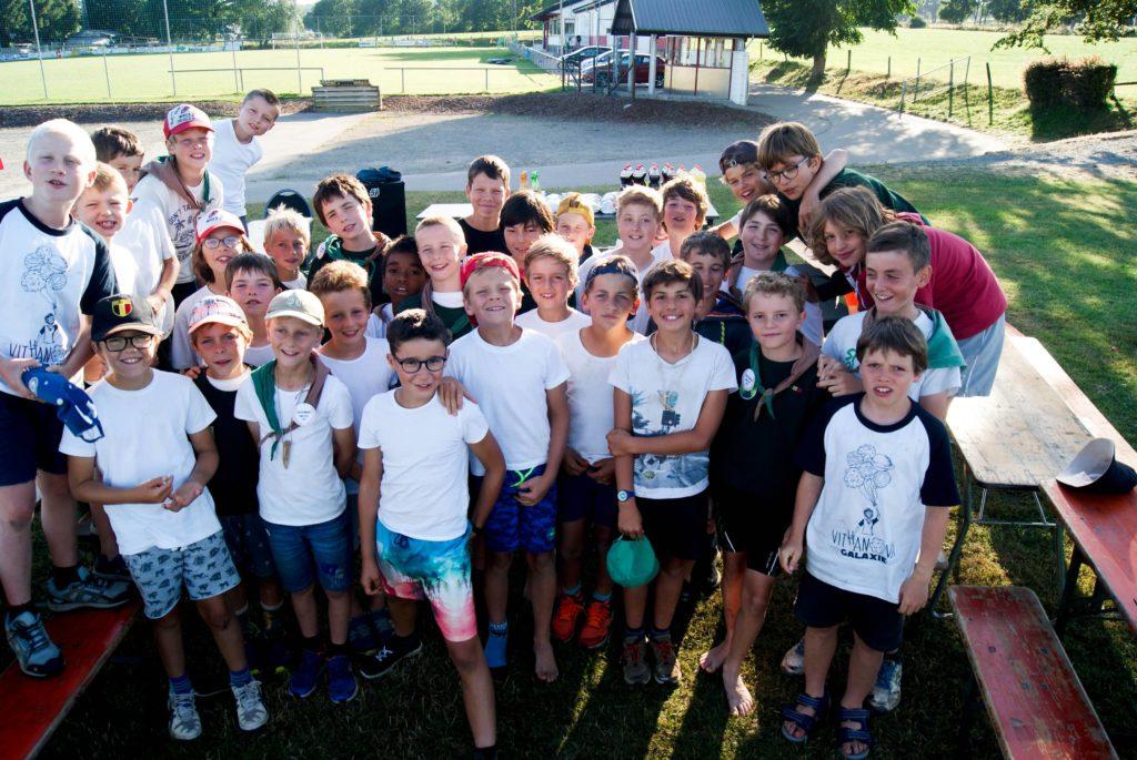 Camp saint-Vith 2020
