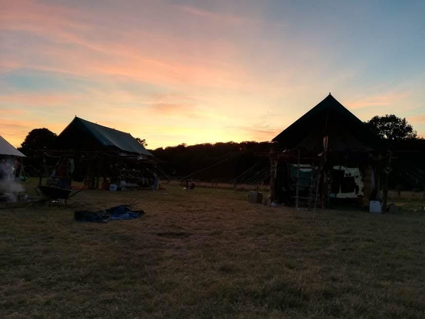 Camp Jéhonville 2019